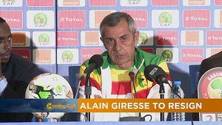 Alain Giresse, persona non grata au Mali? [The Mornign Call]