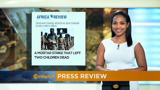 Press Review of February 17, 2017 [The Morning Call]