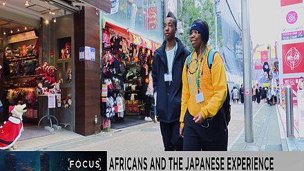 L'expérience nippone des Africains [Focus]