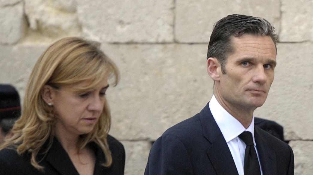 Scandalo Noos: assolta l'Infanta Cristina. 6 anni e 3 mesi al marito Inaki Urdangari