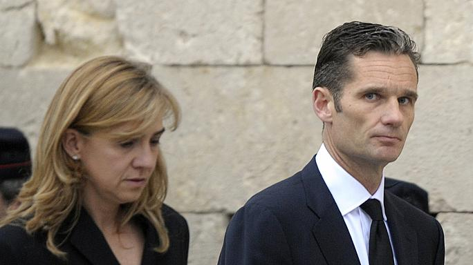 King of Spain's brother-in-law sentenced to six years in jail for fraud
