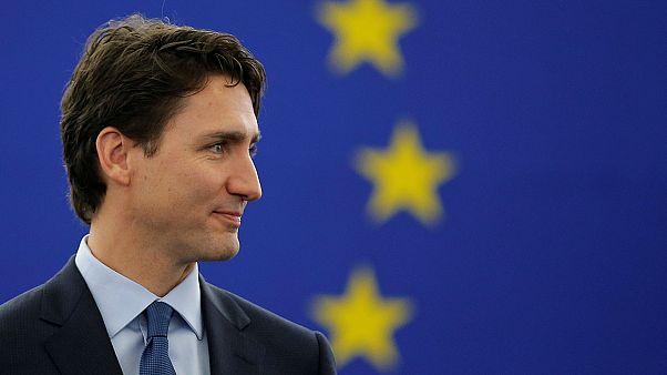 Trudeaufieber, CETA-Ängste und Euroträume