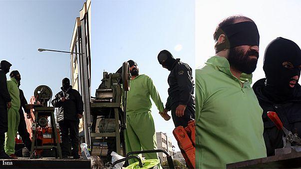 چند روز پس از صدور حکم قطع دست در تهران: سرقت مسلحانه از یک صرافی