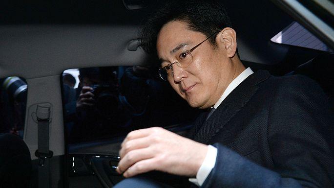 Conmoción en Corea del Sur por el arresto del heredero de Samsung, que supone un 20% del PIB