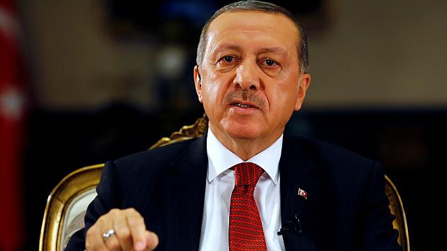 Célegyenesben az államfő Törökországban