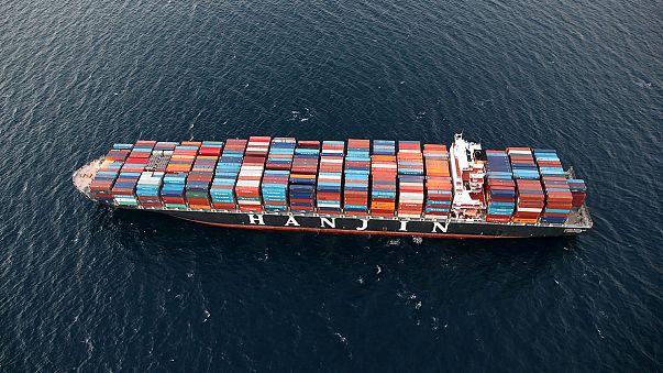 Coreia do Sul: Hanjin Shipping declara bancarrota
