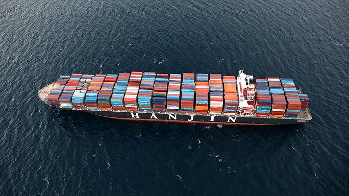 South Korean court declares Hanjin Shipping bankrupt