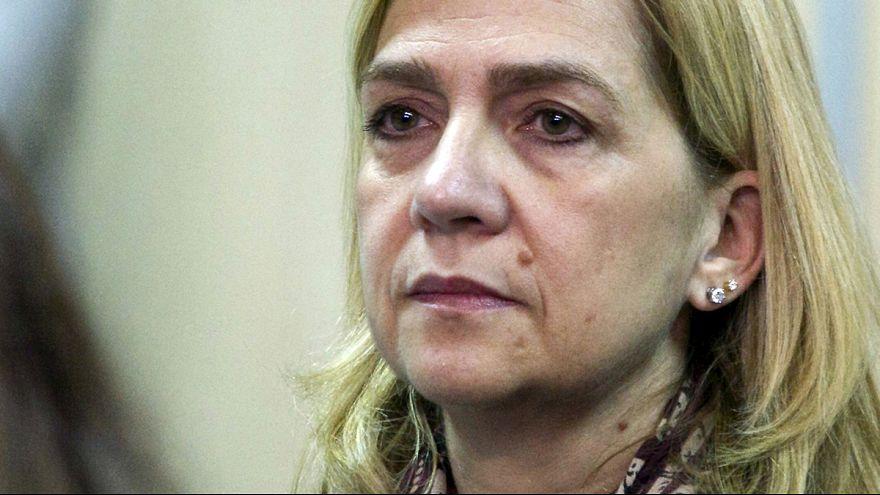 Steuerbetrug: Freispruch für Infantin Cristina