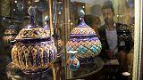 افتتاح نمایشگاه عیدانه صنایع دستی در تهران