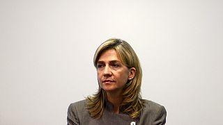 İspanya Prensesi Cristina eşi ve tacı arasında seçim yapmak zorunda