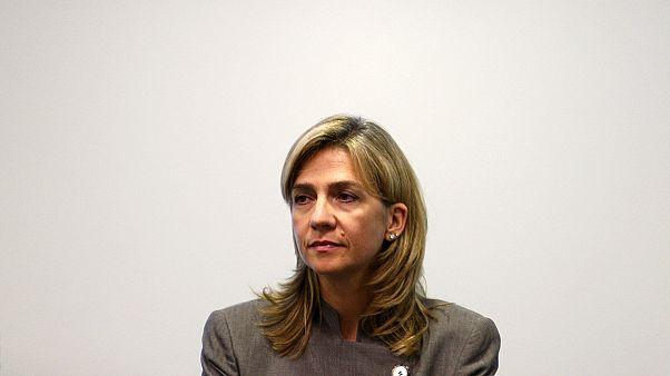 Cristina di Borbone: sono nata infanta e infanta morirò