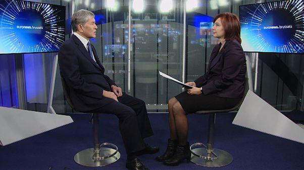Президент Кыргызстана: свои проблемы мы решаем сами