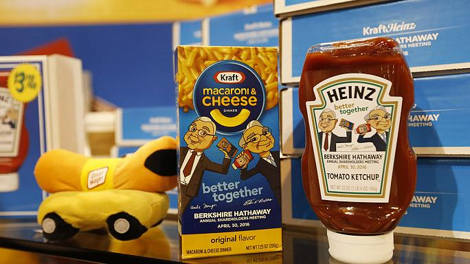 Unilever rejeita proposta de fusão da Kraft Heinz
