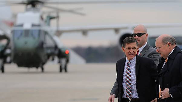 Embattled Trump scrambles to find new national security advisor