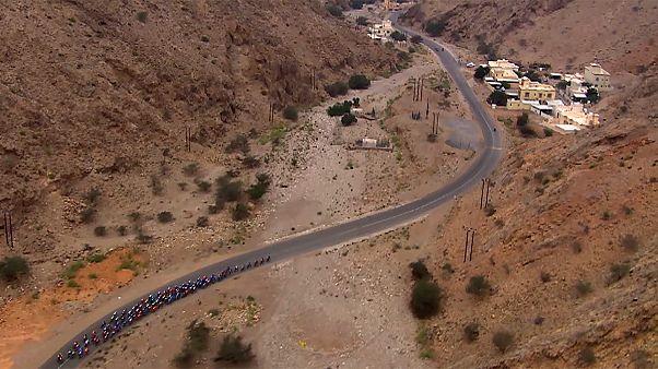 Alexander Kristoff suma su segundo triunfo en Omán