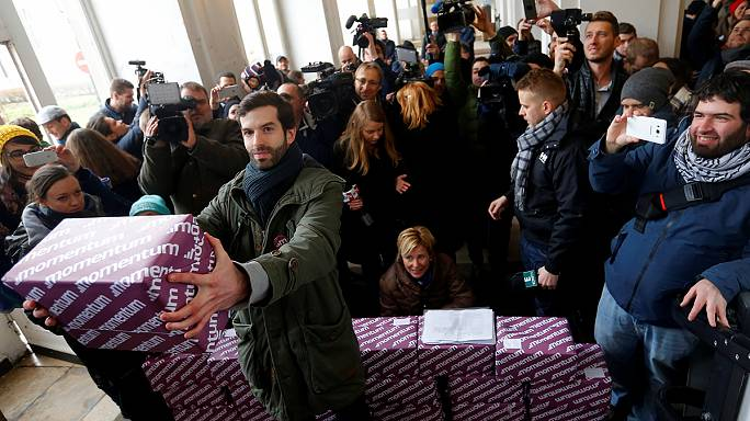 Mobilisation populaire contre la candidature de Budapest aux JO 2024