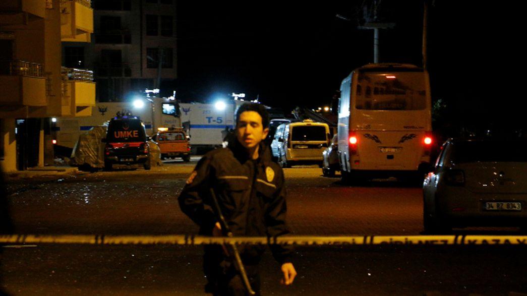 Child dies in Turkish car bomb attack