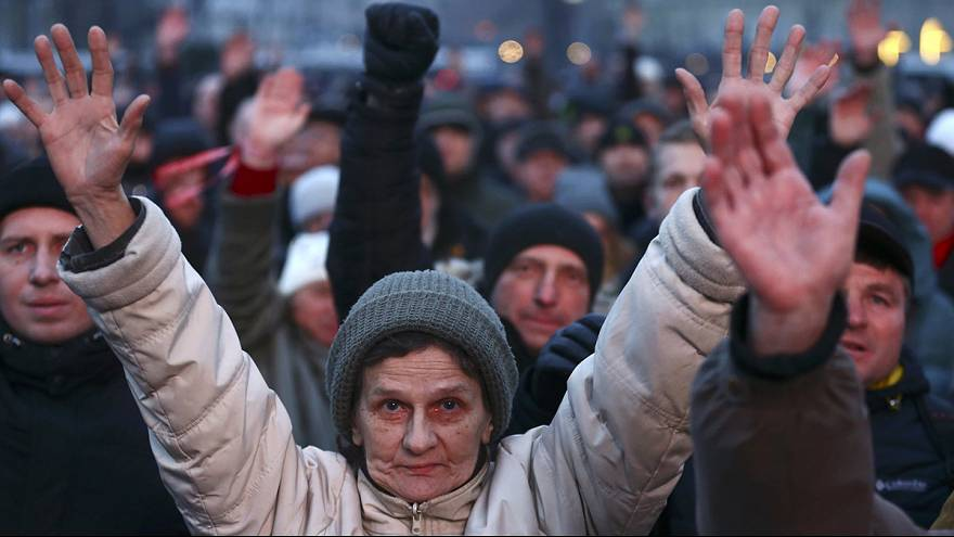 Double peine pour les chômeurs bielorusses