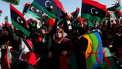 Libyans celebrate 6th anniversary of revolt