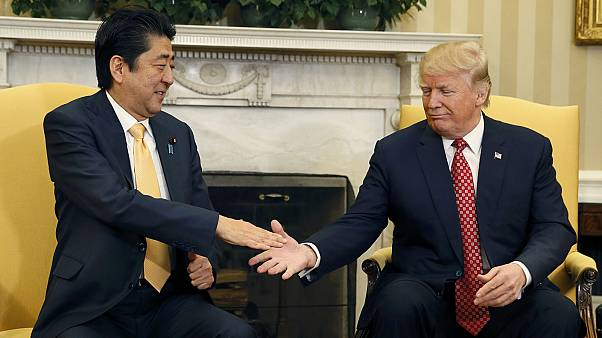 How does your handshake measure up to Trump's 'clasp and grab'?