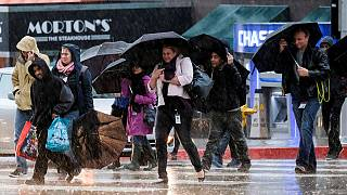 Californie : une tempête fait au moins deux morts