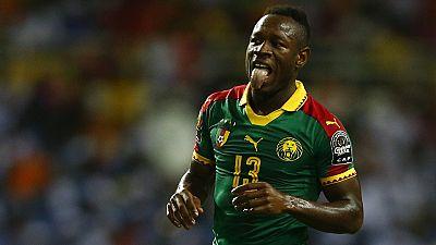 Star de la CAN 2017, le Camerounais Christian Bassogog a signé en Chine