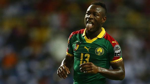AFCON 2017 MVP Bassogog moves to Chinese side on 5-year deal