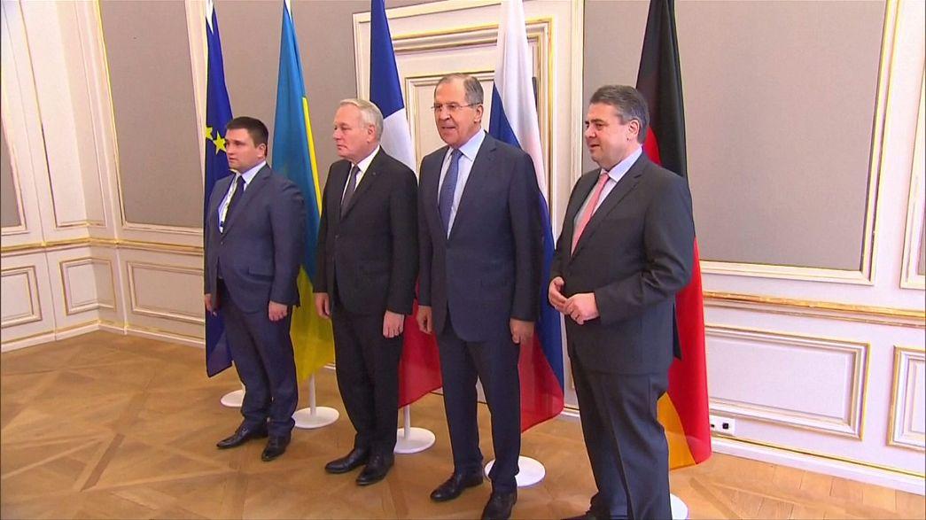 Nouvel accord pour une trêve à l'Est de l'Ukraine