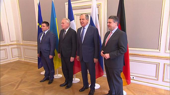 New Ukrainian ceasefire to start on Monday