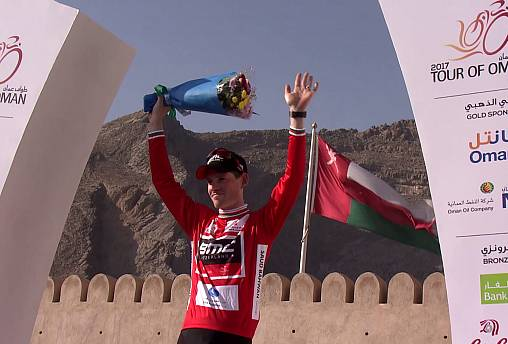 Hermans closes in on Tour of Oman victory