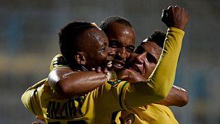 Super Coupe d'Afrique : Mamelodi vainqueur devant le TP Mazembe