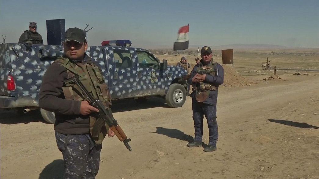 Megkezdődött a harc Moszul nyugati felének visszafoglalásáért