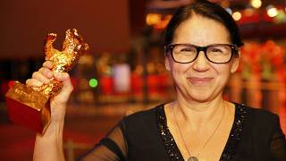 "Berlinale: vince l'amore, orso d'oro al film ""On body and soul"" di Enyedi"