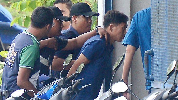 ماليزيا تبحث عن اربعة من كوريا الشمالية للاشتباه في صلتهم بمقتل كيم جونغ نام