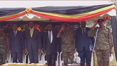 Uganda launches an intelligence centre