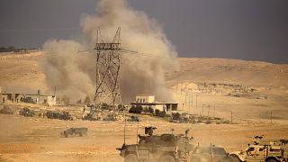 آزادسازی چند روستا در نبرد برای بازپس گیری غرب موصل از داعش