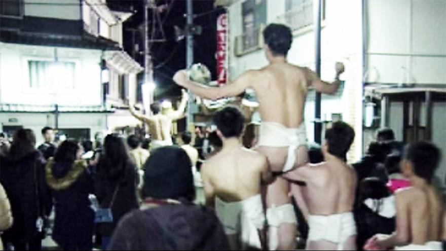 Apologise, but dailymotion japanese naked sports consider