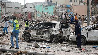 Somalia: Suicide bomb in a market in Mogadishu kills 18, wounds 25