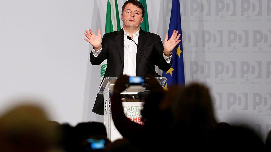 Itália: Matteo Renzi demite-se da liderança do Partido Democrático