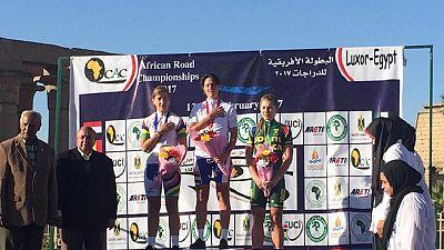 Championnat d'Afrique de cyclisme: double victoire de la Mauricienne Aurélie Halbwachs -Lincoln
