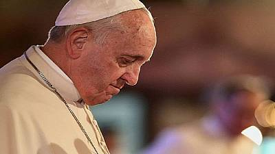 DR Congo: Pope Francis calls for peace