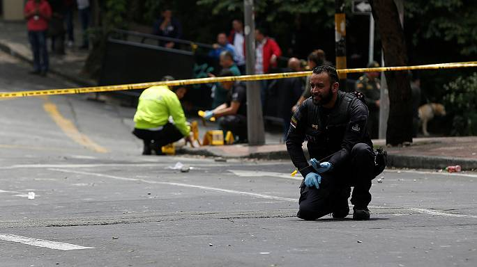Explosion mortelle près des arènes de Bogota