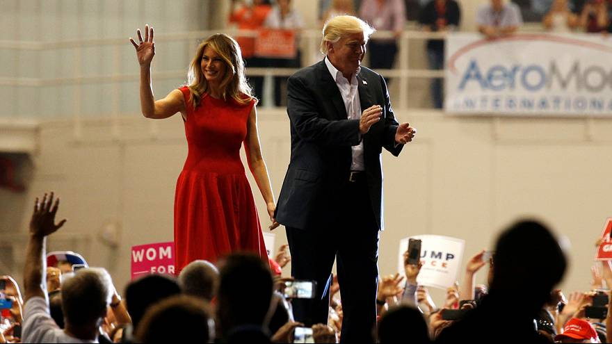 Швеция: что курил Дональд Трамп