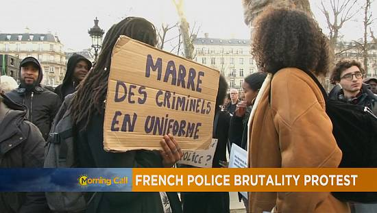 """France : """"Justice pour Théo"""" [The Morning Call]"""