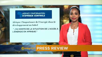 Revoir la revue de presse du 20-02-2017 [The Morning Call]