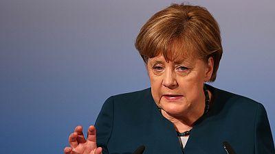 Algérie: visite officielle de la Chancelière allemande Angela Merkel