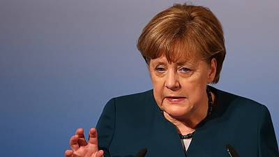 Merkel visits Algeria, security and migration top of the agenda