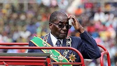 Mugabe says he won't turn down the people's plea to remain president