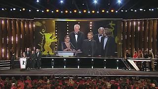 Golden and silver Bears on awards night at the Berlinale