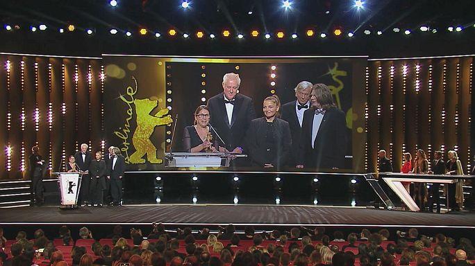 فيلم مجري يتوج بجائزة الدب الذهبي في مهرجان برلين السينمائي